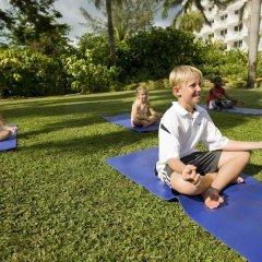 Отель Hilton Rose Hall Resort & Spa - All Inclusive фитнесс-зал фото 2