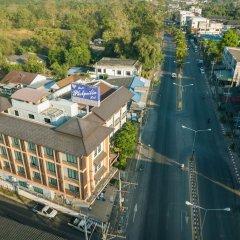 Krabi Phetpailin Hotel бассейн