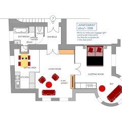 Отель 7th Heaven Vienna Center Apartments Австрия, Вена - отзывы, цены и фото номеров - забронировать отель 7th Heaven Vienna Center Apartments онлайн фото 2