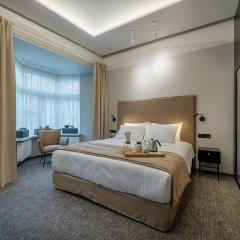 Отель Artagonist Art Hotel Литва, Вильнюс - 1 отзыв об отеле, цены и фото номеров - забронировать отель Artagonist Art Hotel онлайн комната для гостей фото 2