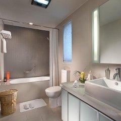 Отель Citadines Biyun Shanghai Китай, Шанхай - отзывы, цены и фото номеров - забронировать отель Citadines Biyun Shanghai онлайн ванная фото 2