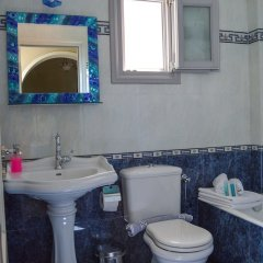 Castro Hotel ванная