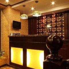 Shanghai Memory Hotel интерьер отеля