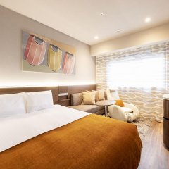 Отель remm Tokyo Kyobashi комната для гостей фото 2