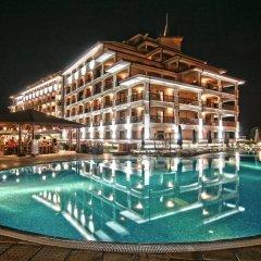 Casablanca Hotel - All Inclusive бассейн