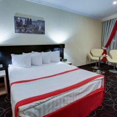 Принц Парк Отель 4* Номер Бизнес с разными типами кроватей фото 5