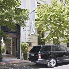 Hotel Único Madrid - Small Luxury Hotels of the World городской автобус