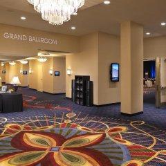 Отель Chicago Marriott Oak Brook интерьер отеля