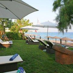 Отель Amathus Elite Suites пляж фото 2