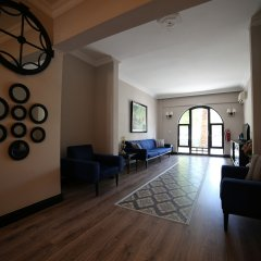 Akkent Garden Hotel интерьер отеля