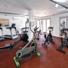 Отель Apartamentos Cala d'Or Playa фитнесс-зал