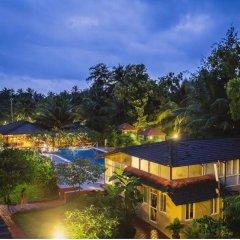 Отель Beleza By The Beach Индия, Гоа - 1 отзыв об отеле, цены и фото номеров - забронировать отель Beleza By The Beach онлайн приотельная территория фото 2