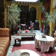Отель Riad Sacr Марокко, Марракеш - отзывы, цены и фото номеров - забронировать отель Riad Sacr онлайн интерьер отеля