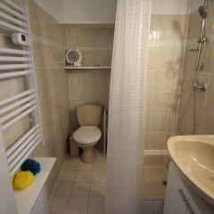 Отель Nice Booking - Centre Libération Terrasse Франция, Ницца - отзывы, цены и фото номеров - забронировать отель Nice Booking - Centre Libération Terrasse онлайн ванная
