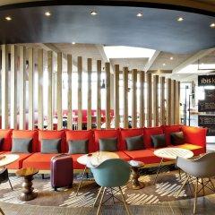 Отель Ibis Warszawa Ostrobramska Польша, Варшава - - забронировать отель Ibis Warszawa Ostrobramska, цены и фото номеров интерьер отеля