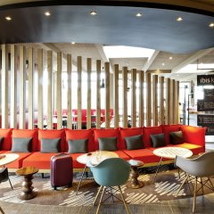 Отель ibis Warszawa Ostrobramska интерьер отеля