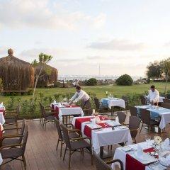 Отель Crystal Tat Beach Golf Resort & Spa питание