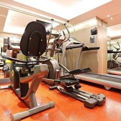 Отель V Residence Bangkok Бангкок фитнесс-зал фото 2