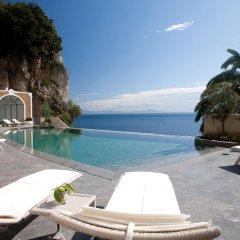NH Collection Grand Hotel Convento di Amalfi бассейн