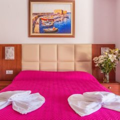 Отель Bella Vista Stalis Hotel Греция, Сталис - отзывы, цены и фото номеров - забронировать отель Bella Vista Stalis Hotel онлайн комната для гостей фото 5