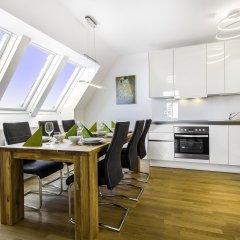 Апартаменты Abieshomes Serviced Apartments - Messe Prater в номере фото 2