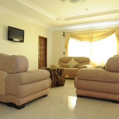 Отель Mount Pleasant Inns & Apartment Гана, Кофоридуа - отзывы, цены и фото номеров - забронировать отель Mount Pleasant Inns & Apartment онлайн комната для гостей фото 3