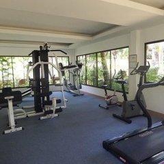 Отель Andaman Cannacia Resort & Spa фитнесс-зал
