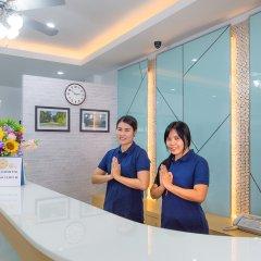 Отель Lada Krabi Express Таиланд, Краби - отзывы, цены и фото номеров - забронировать отель Lada Krabi Express онлайн интерьер отеля фото 2