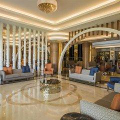 Dream World Resort & Spa Турция, Сиде - отзывы, цены и фото номеров - забронировать отель Dream World Resort & Spa - All Inclusive онлайн интерьер отеля