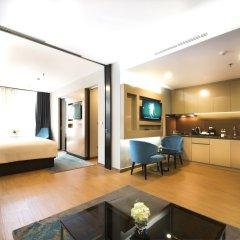Отель Novotel Suites Hanoi в номере фото 2