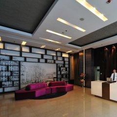 Kingtown Hotel Hongqiao интерьер отеля фото 2