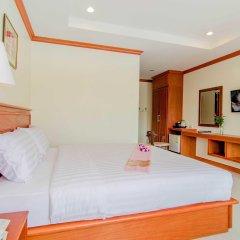 Отель Phaithong Sotel Resort 3* Номер Делюкс с различными типами кроватей
