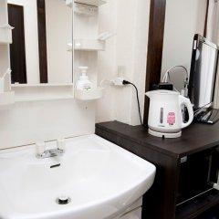 Отель Aruko Residence Yakuin Фукуока ванная