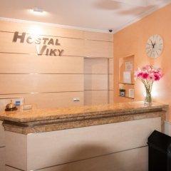 Hostel Viky Мадрид интерьер отеля фото 2