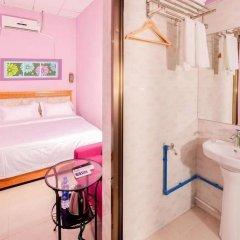 Апартаменты Guangzhou LanYueGe Apartment Beijing Road комната для гостей фото 4