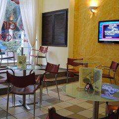 Hotel Glaros гостиничный бар