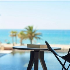Отель Le Meridien Ra Beach Hotel & Spa Испания, Эль Вендрель - 3 отзыва об отеле, цены и фото номеров - забронировать отель Le Meridien Ra Beach Hotel & Spa онлайн пляж фото 2