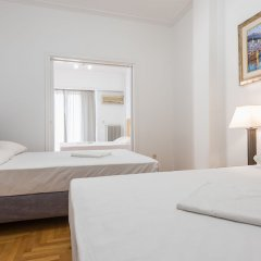 Апартаменты Victoria Grand Palace Apartments комната для гостей фото 5