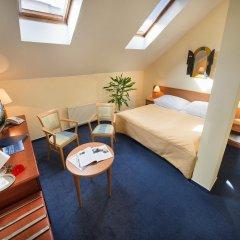 Отель EA Hotel Tosca Чехия, Прага - - забронировать отель EA Hotel Tosca, цены и фото номеров комната для гостей