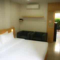 Отель Double D Boutique Residence удобства в номере