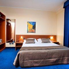 Отель Best Western Blu Hotel Roma Италия, Рим - отзывы, цены и фото номеров - забронировать отель Best Western Blu Hotel Roma онлайн комната для гостей
