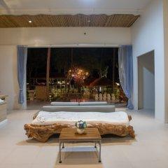 Отель Villa Cha-Cha Krabi Beachfront Resort Таиланд, Краби - отзывы, цены и фото номеров - забронировать отель Villa Cha-Cha Krabi Beachfront Resort онлайн интерьер отеля фото 2