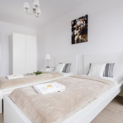 Апартаменты P&O Apartments Oxygen Wronia 2 комната для гостей фото 2