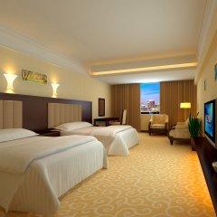 Отель Shenzhen Hongbo Hotel Китай, Шэньчжэнь - отзывы, цены и фото номеров - забронировать отель Shenzhen Hongbo Hotel онлайн комната для гостей фото 4