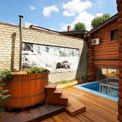 Мини-отель Таёжный бассейн