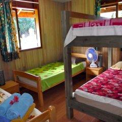 Отель Moorea Surf Bed and Breakfast Французская Полинезия, Муреа - отзывы, цены и фото номеров - забронировать отель Moorea Surf Bed and Breakfast онлайн фото 10