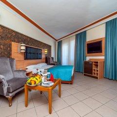 Armas Kaplan Paradise Турция, Кемер - 4 отзыва об отеле, цены и фото номеров - забронировать отель Armas Kaplan Paradise - All Inclusive онлайн комната для гостей фото 5