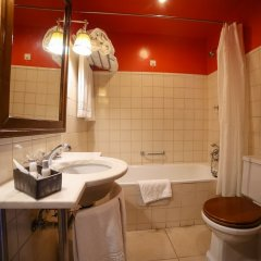Отель Pousada do Marão - S. Gonçalo Португалия, Амаранте - отзывы, цены и фото номеров - забронировать отель Pousada do Marão - S. Gonçalo онлайн ванная