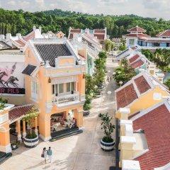 Отель JW Marriott Phu Quoc Emerald Bay Resort & Spa балкон
