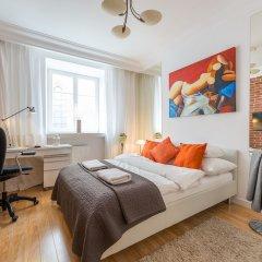 Апартаменты P&O Apartments Swietojanska комната для гостей